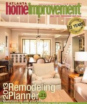Atlanta Home Improvement Magazine October 2013