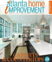 Atlanta Home Improvement Magazine September 2013