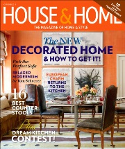 House Home Magazine October 2013