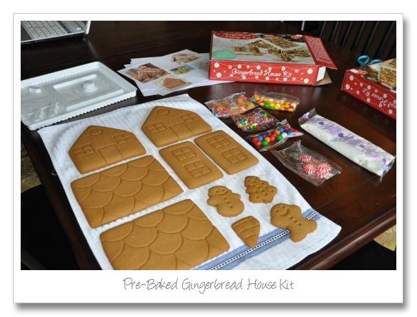 Designer Gingerbread House Kits Idea Home And
