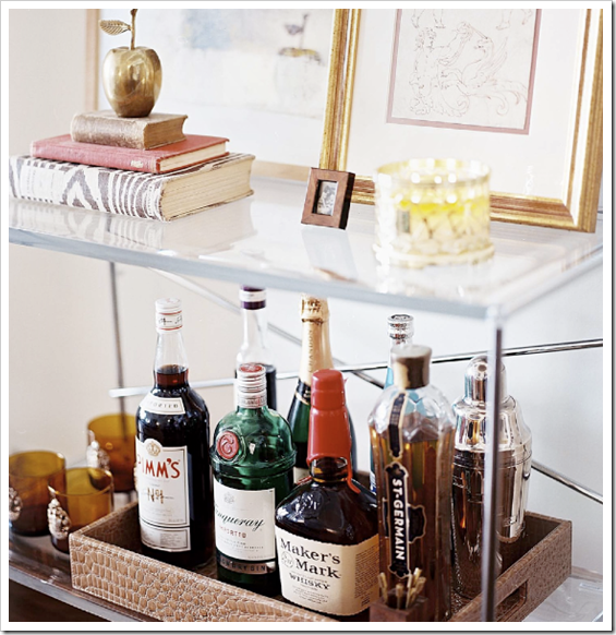 Lonny3 pg207 bar cart tray
