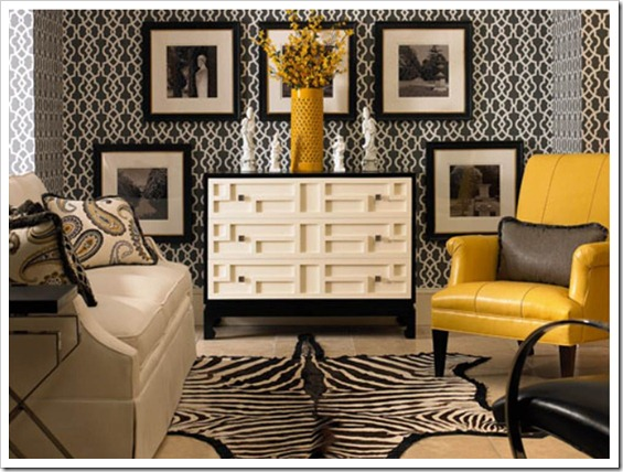 Century Furniture Wallpaper