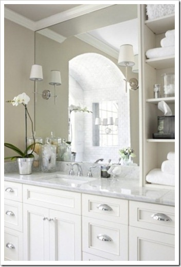 Master Bathroom styling
