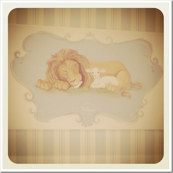 Boy Room Nursery Artwork