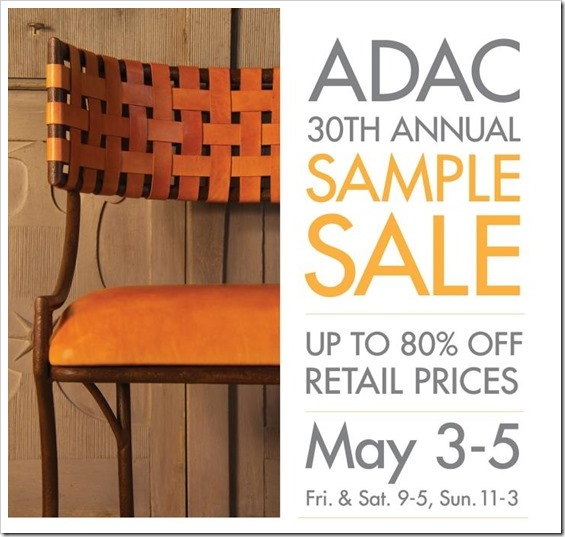 ADAC Sample Sale