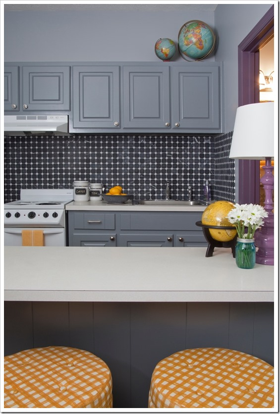 RSA Kitchenette Traditions in Tile Marble