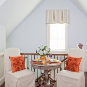 Guest Cottage Dining Area