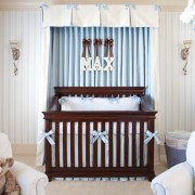 Boy Nursery Crb and Bedding